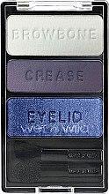 Voňavky, Parfémy, kozmetika Tiene na viečka - Wet N Wild Color Icon Eyeshadow Trio