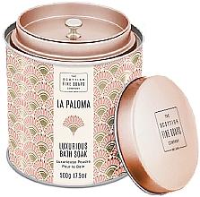 Voňavky, Parfémy, kozmetika Scottish Fine Soaps La Paloma - Parfumovaný púder do kúpeľa