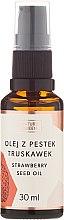 Voňavky, Parfémy, kozmetika Olej z jahodových semien - Nature Queen Strawberry Seed Oil