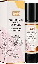 Voňavky, Parfémy, kozmetika Revitalizačný krém na tvár - Nature Queen