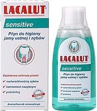 "Voňavky, Parfémy, kozmetika Ústna voda ""Sensetive"" - Lacalut Sensitive"