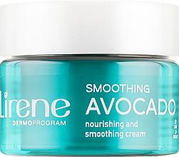 """Voňavky, Parfémy, kozmetika Hyalurónový krém zvyšujúci elasticitu """"Omladzujúci avokádový olej"""" - Lirene Moisture and Nourishment Cream"""