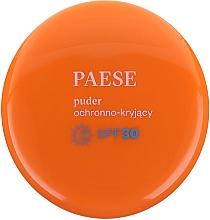 Voňavky, Parfémy, kozmetika Kompaktný púder na tvár - Paese Powder SPF30
