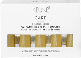 Voňavky, Parfémy, kozmetika Keratínový booster na vlasy - Keune Care Miracle Elixir Concentrated Keratin Booster
