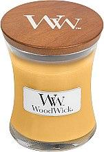 Voňavky, Parfémy, kozmetika Vonná sviečka v pohári - WoodWick Oat Flower Candle