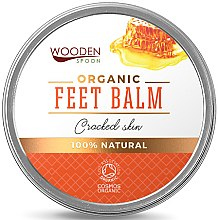 Voňavky, Parfémy, kozmetika Balzam na nohy - Wooden Spoon Feet Balm Cracked Skin