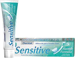 Voňavky, Parfémy, kozmetika Zubná pasta pre citlivé zuby - Dental Sensitive Fluoride Formula