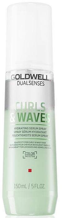 Hydratačné sérum v spreji na kučeravé vlasy - Goldwell Dualsenses Curls & Waves