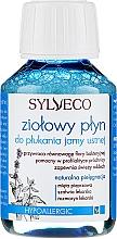 Voňavky, Parfémy, kozmetika Ústna voda - Sylveco Herbal Mouthwash (mini)