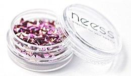 Voňavky, Parfémy, kozmetika Glitter na nechty, trojuholník - Neess Blink Effect Jet Decoration