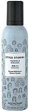 Voňavky, Parfémy, kozmetika Mušt na vlasy strednej fixácie - Alfaparf Style Stories Flexible Mousse Medium Hold