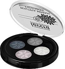Voňavky, Parfémy, kozmetika Očné tiene na viečka - Lavera Beautiful Mineral Eyeshadow Quattro