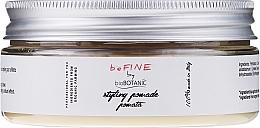 Voňavky, Parfémy, kozmetika Stylingová pomáda - BioBotanic BeFine Styling Pomade