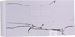 Voňavky, Parfémy, kozmetika Obrúsky pre citlivú pokožku tváre a tela - N-Medical Hyaluron Royal Silver Care Wipes