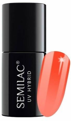 Lak na nechty - Semilac Thermal UV Hybryd Nail Polish