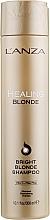 Voňavky, Parfémy, kozmetika Liečivý šampón pre prirodzené a odfarbené blond vlasy - L'anza Healing Blonde Bright Blonde Shampoo