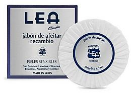 Voňavky, Parfémy, kozmetika Mydlo na holenie - Lea Classic Shaving Soap (vymeniteľná jednotka)
