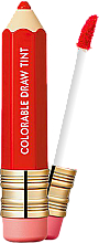 Voňavky, Parfémy, kozmetika Tint na pery - It's Skin Colorable Draw Tint