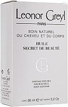 """Voňavky, Parfémy, kozmetika Olej na vlasy a telo """"Tajomstvo krásy"""" - Leonor Greyl Huile Secret de Beaute"""