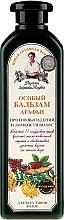 Voňavky, Parfémy, kozmetika Špeciálny balzam Agafya Proti vypadávaniu vlasov a krehkým vlasom - Recepty babičky Agafy