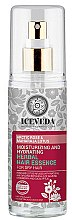 Voňavky, Parfémy, kozmetika Vlasová esencia - Natura Siberica Iceveda Arctic Rose&Maharaja Lotus Moisturizing and Hydrating Herbal Hair Essence