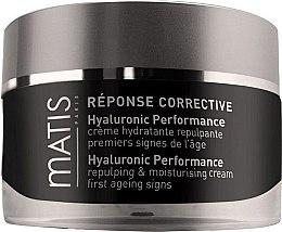 Voňavky, Parfémy, kozmetika Krém s kyselinou hyalurónovou - Matis Reponse Corrective Hyaluronic Performance Cream