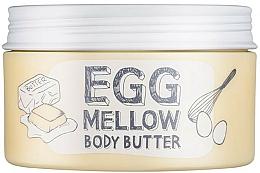 Voňavky, Parfémy, kozmetika Olej na telo - Too Cool For School Egg Mellow Body Butter