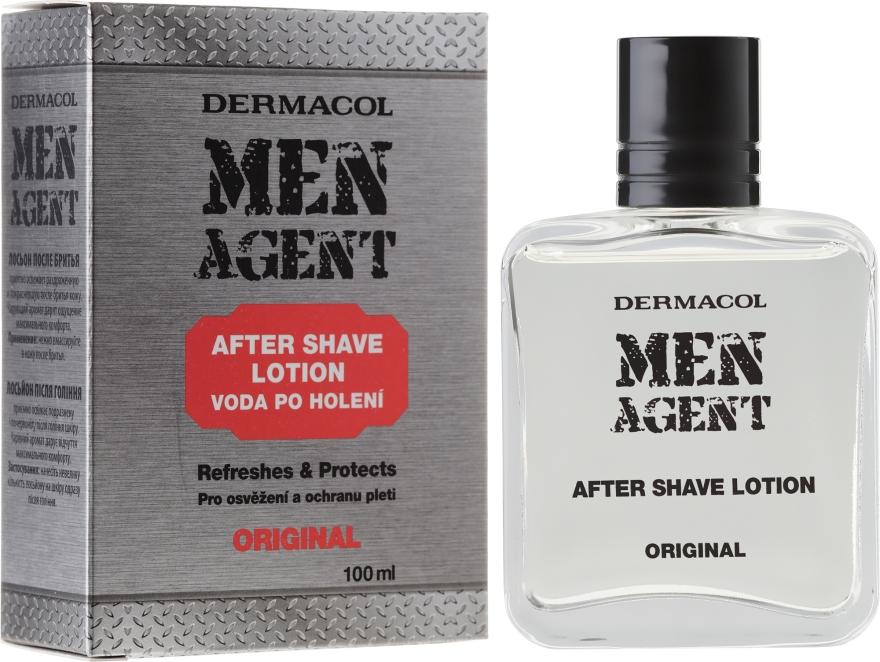 Mlieko po holení - Dermacol Men Agent Original After Shave Lotion — Obrázky N1