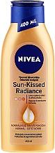 Voňavky, Parfémy, kozmetika Samoopaľovacie mlieko na telo - Nivea Body Nivea Bronze Effect Dark