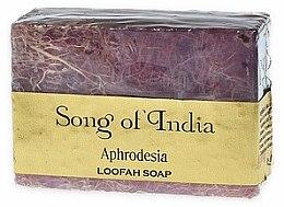 Voňavky, Parfémy, kozmetika Mydlo - Song of India Aphrodesia Loofah Soap