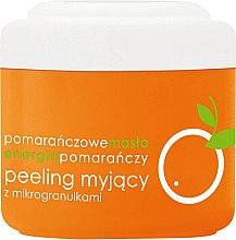 Voňavky, Parfémy, kozmetika Telový peeling s mikrogranulámi pomaranča - Ziaja Body Peeling