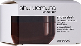 Voňavky, Parfémy, kozmetika Maska na nepoddajné vlasy - Shu Uemura Art Of Hair Shusu Sleek Smoothing Treatment