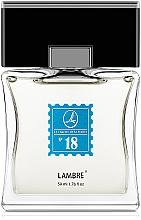 Voňavky, Parfémy, kozmetika Lambre № 18 - Toaletná voda