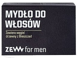 Voňavky, Parfémy, kozmetika Tvrdé mydlo na vlasy - Zew For Men Hair Soap