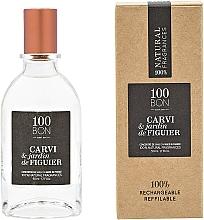 Voňavky, Parfémy, kozmetika 100BON Carvi & Jardin de Figuier Concentre - Parfumovaná voda