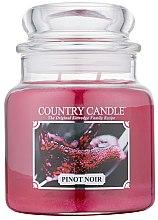 Voňavky, Parfémy, kozmetika Vonná sviečka - Country Candle Pinot Noir