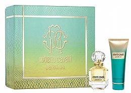 Voňavky, Parfémy, kozmetika Roberto Cavalli Paradiso - Sada (edp/50ml + b/lot/75ml)