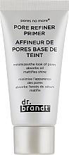 Voňavky, Parfémy, kozmetika Komplexný prípravok na sťahovanie pórov - Dr. Brandt Pores No More Pore Refiner Primer