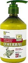 Voňavky, Parfémy, kozmetika Balzam-kondicionér na farbené vlasy s extraktom tymiánu - O'Herbal