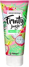 Voňavky, Parfémy, kozmetika Krém na ruky Smoczy owoc - Farmapol Fruity Jungle Hand Cream