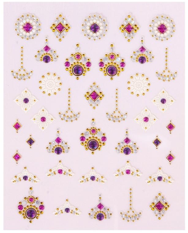 Nálepky na nechtový dizajn - Peggy Sage Decorative Nail Stickers Luxury (1ks)