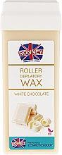 """Voňavky, Parfémy, kozmetika Náhradná vosková výplň """"Biela čokoláda"""" - Ronney Wax Cartridge White Chocolate"""