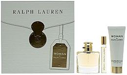 Voňavky, Parfémy, kozmetika Ralph Lauren Woman By Ralph Lauren - Sada (edp/50ml+edp/10ml+b/lot/75ml)