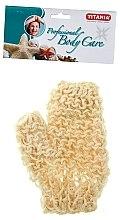 Voňavky, Parfémy, kozmetika Masážna špongia vo forme rukavičky - Titania