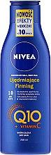 Voňavky, Parfémy, kozmetika Spevňujúce mlieko na suchú pokožku - Nivea Q10 + Vitamin C Body Lotion