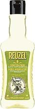 Voňavky, Parfémy, kozmetika Šampón 3v1 - Reuzel Tea Tree Shampoo Conditioner And Body Wash