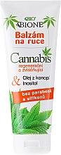 Voňavky, Parfémy, kozmetika Balzam na ruky - Bione Cosmetics Cannabis Hand Balm