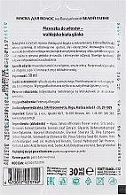 Maska na vlasy na valdajskej bielej hline - Fito Kozmetic  — Obrázky N2