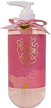 Voňavky, Parfémy, kozmetika Tekuté mydlo na ruky  - Accentra Heart Cascade Hand Soap