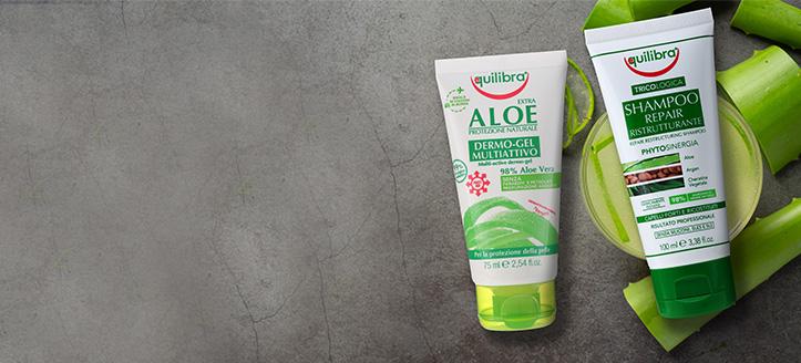 Získaj šampón na vlasy ako darček pri nákupe výrobkov Equilibra v hodnote vyše 10 €